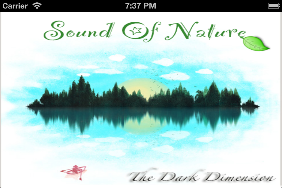 Sound Of Nature!